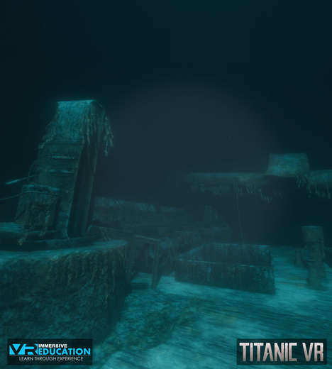 Shipwreck VR Simulators