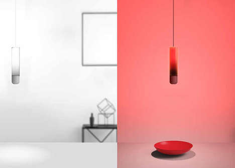 Color-Changing Pendant Lights