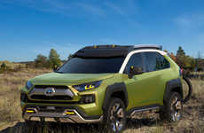 Rugged CUV Concepts