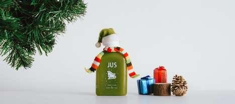 Festive Juice Packaging