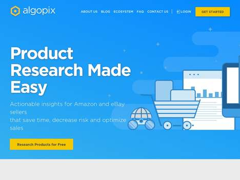 Online Retailer Research Solutions