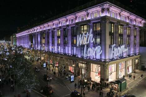 Designer Corner Shops - Selfridges' 'With Love From' Sells Luxury Goods from High-End Brands