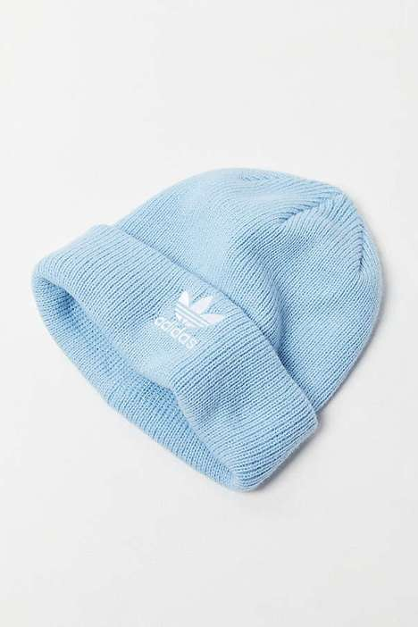 Colorful Branded Knit Beanies