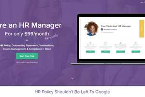 Outsourced HR Platforms