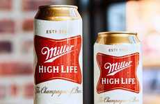 Canadian Premium Beer Launches