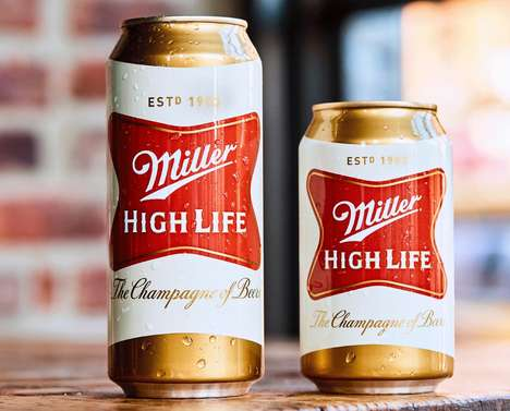 Canadian Iconic Beer Launches - Miller High Life's Product is Now Available to Canadian Consumers