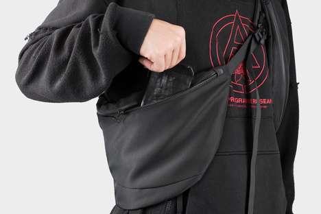 Utilitarian Crossbody Bags