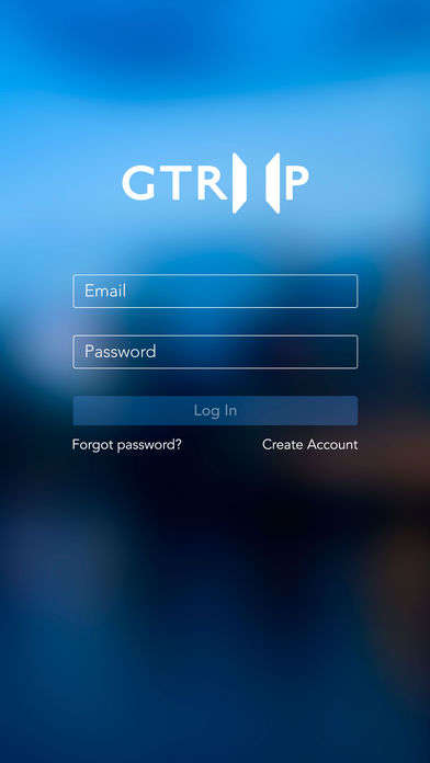 Selfie-Based Hotel Apps - GTRIIP's Selfie Feature Works in Conjunction With a Fingerprint Sensor