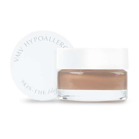 Allergy-Friendly Concealers - VMV Hypoallergenics' Fragrance-Free Concealer Prevents Irritations