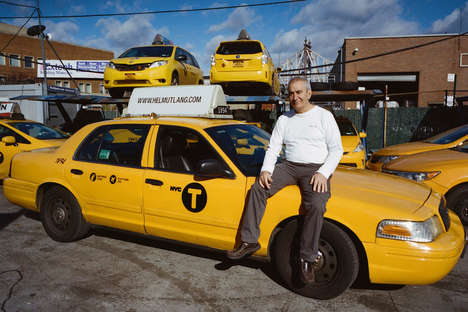 Designer Taxi Capsule Collections