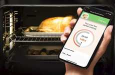 Appliance-Connecting Cooking Tools - Innit Helps Consumers Cook with Confidence
