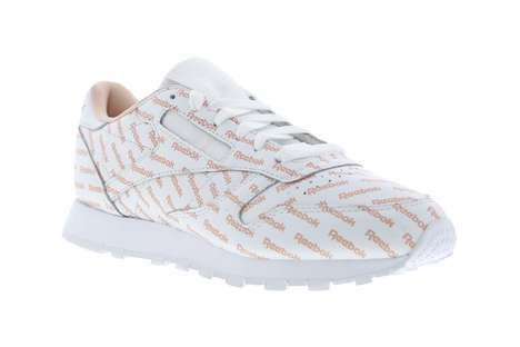 Over-Branded Lifestyle Sneakers