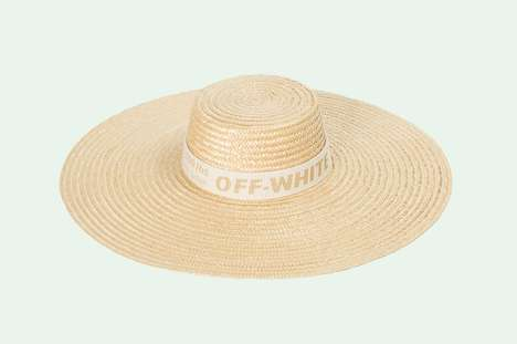 Designer Straw Hats
