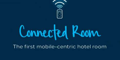 App-Controlled Hotel Suites