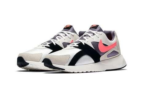 Rejuvenated 90s Sneaker Designs