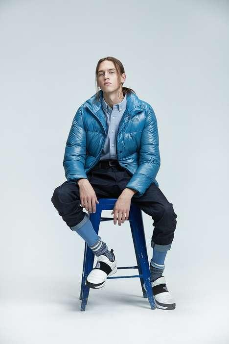 Versatile Utilitarian Outerwear