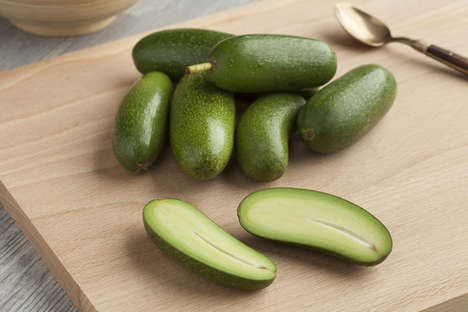Pit-Free Avocados - M&S Now Offers Avocados for Those Who Don't Like the Labor Associated with Them