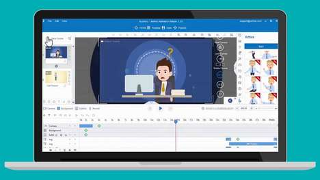 Engaging Animated Presentation Tools - Animiz Achieves Professional Results in a Matter of Minutes