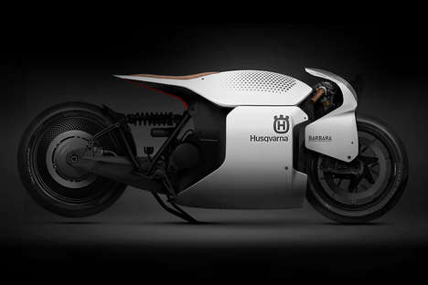 Forward-Thinking Motorcycle Designs