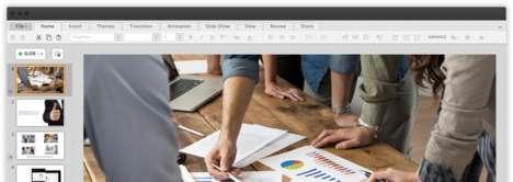Simplified Presentation Platforms