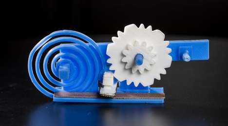 3D-Printed Wi-Fi Sensors - The University of Washington Created Devices That Harness Free Energy