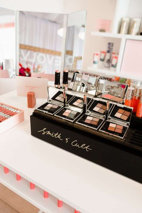 Holiday Beauty Pop-Up Stores