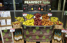 Award-Winning Fruit Displays