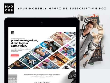 Niche Publication Subscription Services