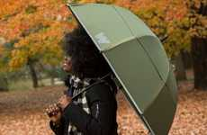 Ventilated Windproof Umbrellas