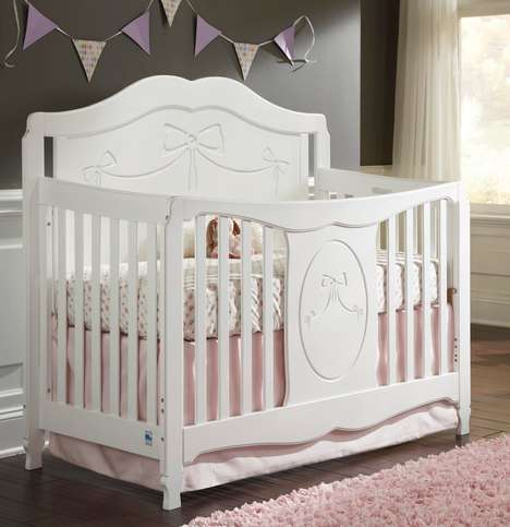 Four-in-One Child Cribs