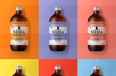 Artisanal Mixing Syrups - Soda Press Co. Offers Flavorful Artisanal Syrups