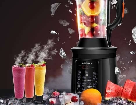 Multi-Recipe Food Blenders
