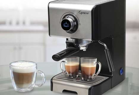 Barista Quality Coffee Makers