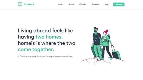 Expat Culture Networks