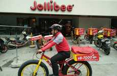 Fast Food Bike Deliveries