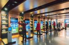Immersive Football Exhibits