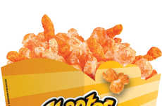 Ultra-Cheesy Popcorn Snacks - 'Cheetos Popcorn' is a Hybrid That Will Be Served at Regal Cinemas