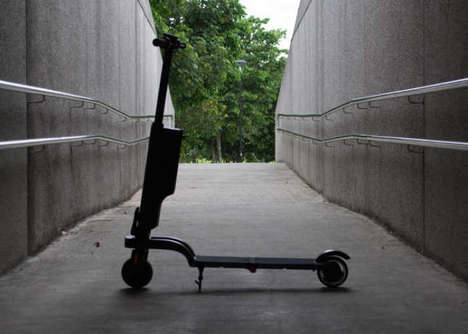 Feature-Rich Electric Scooters