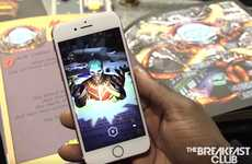 Celebrity AR Comic Books - Will.I.Am's Comic Book Has Been Re-Released with an AR Component