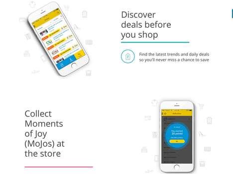 Shopper-Rewarding Retail Apps