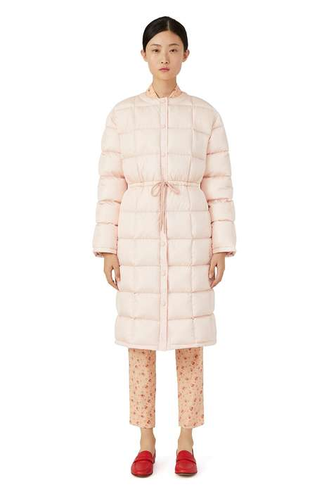 Chic Winter Puffer Coats