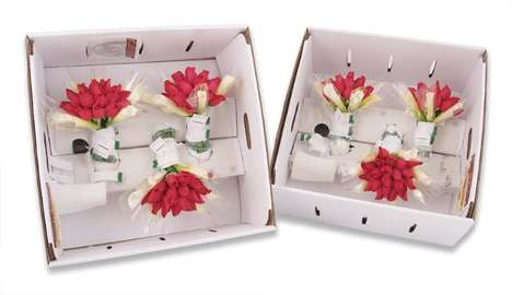 Floral Wedding Party Kits