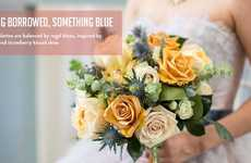 Curated Wedding Flower Collections - Bloominous Simplifies Planning with Themed Flowers for Weddings