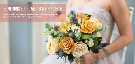 Curated Wedding Flower Collections