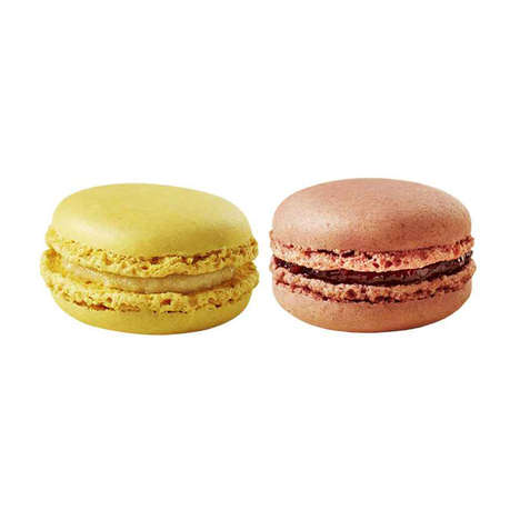 Imported Fast Food Macarons