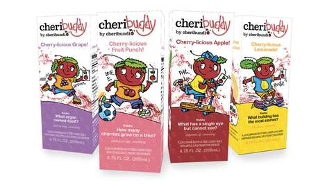 Kid-Friendly Cherry Juices