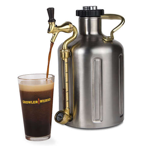 Pressurized Craft Beer Dispensers
