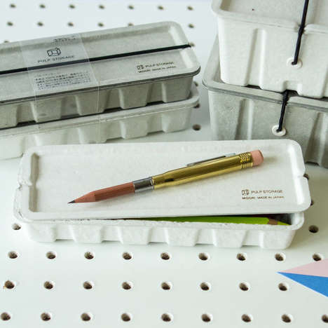 Pulp Stationery Storage