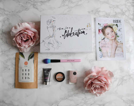 Beauty Bridal Subscription Boxes - Witwoobox Helps Brides Prepare for Their Big Day