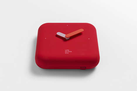Clock-Integrated Emergency Kits